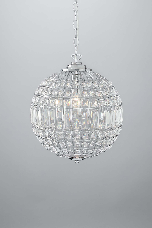Small Ursula Crystal Ball Pendant Bhs Ball Pendant Lighting