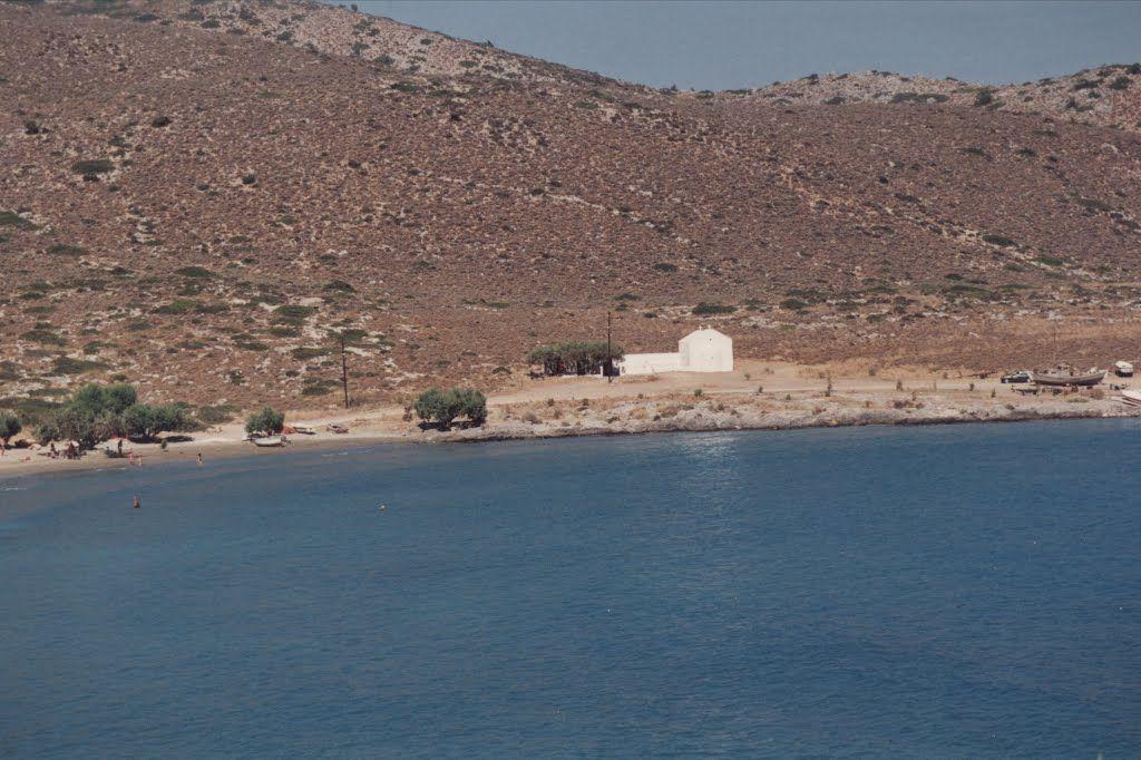 Spiaggia di Kavousi (Crete)
