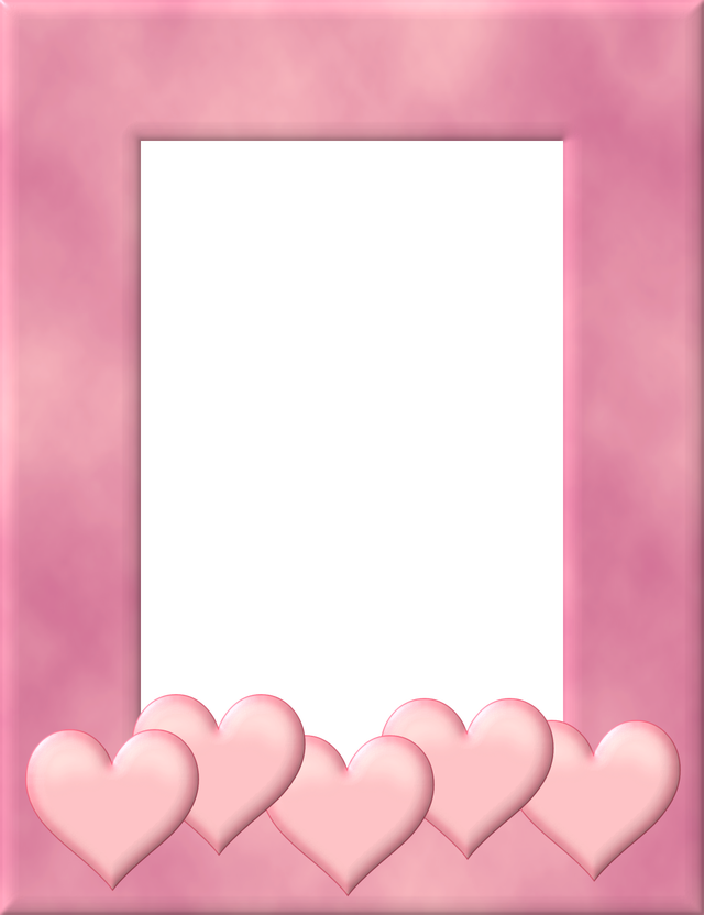 1,123 Free Clip Art Images for Valentine\'s Day | Renkli Çerçeveler ...