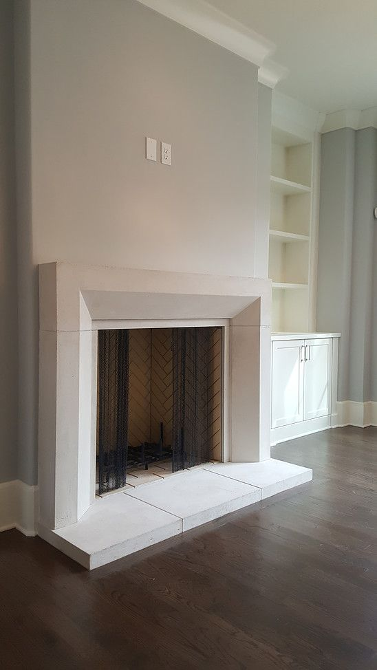 Atlanta Cast Stone Hoods And Limestone Fireplace Custom Products