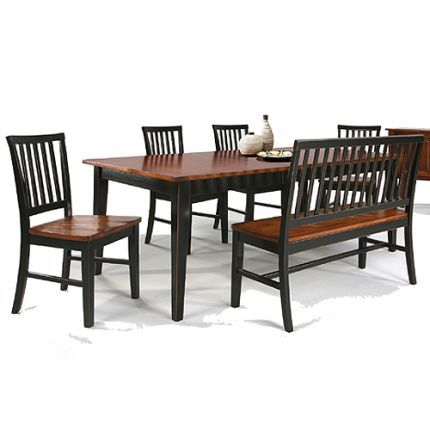 """Intercon """"arlington"""" Collection 5Piece Dining Set  For The Home Mesmerizing Dining Room Furniture Jacksonville Fl Inspiration"""