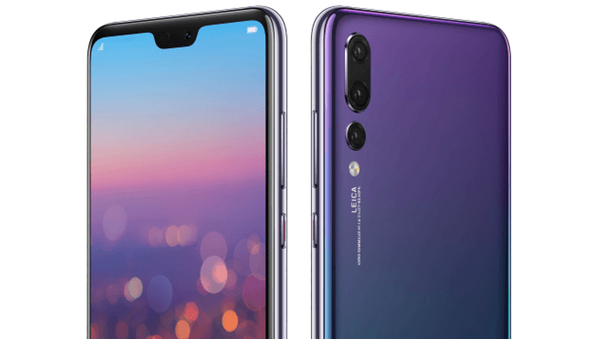 Officially Announced The Two Phones Huawei P20 And Huawei P20 Pro The Latter Featuring Three Cameras Huawei Phones Best Smartphone Huawei