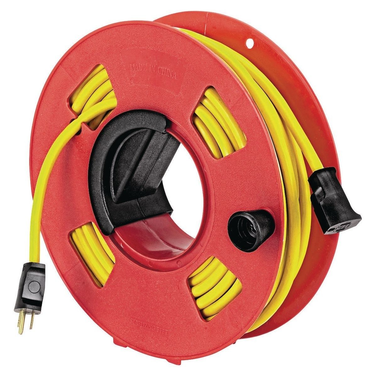 150 Ft. Manual Extension Cord Reel in 2020 Extension