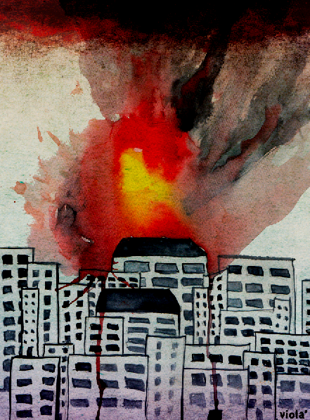 viola': Gaza 2014