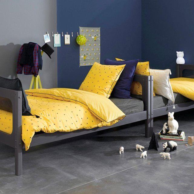 Séparables, ces lits superposés, à la ligne épurée et contemporaine