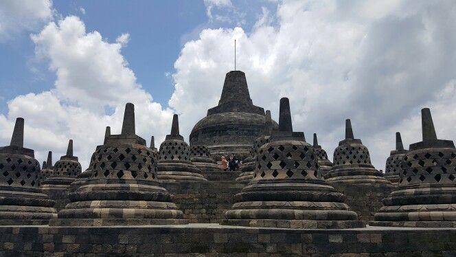인도네시아 보로부두르 사원 Borobudur, Indonesia