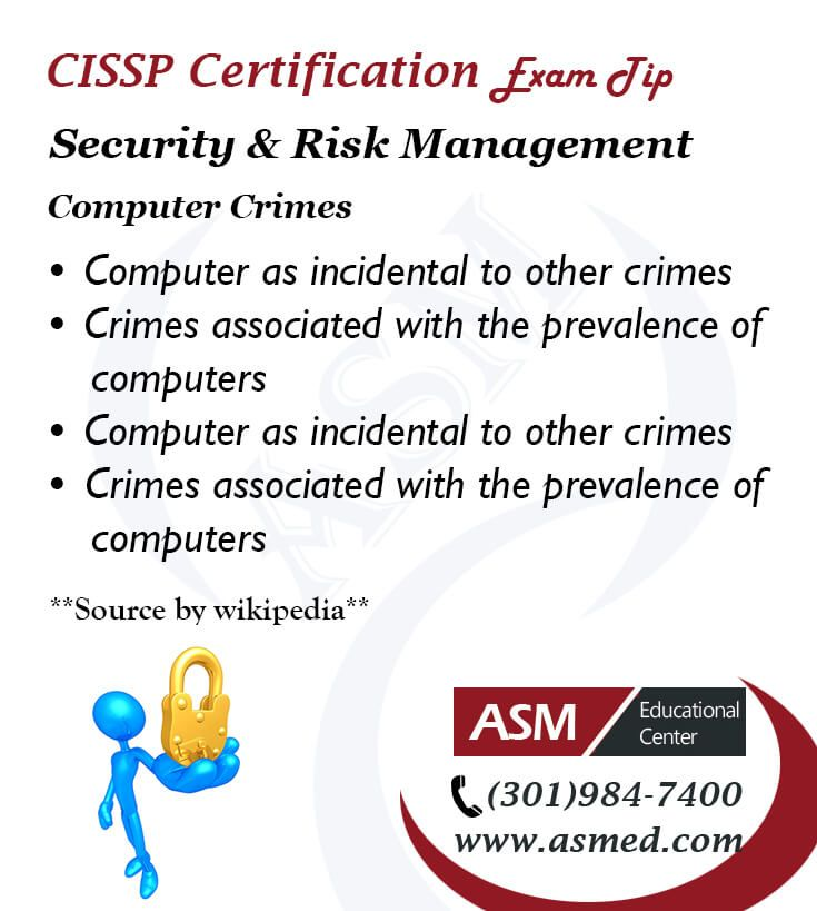 Cissp Certification Traning Exam Tipr More Information To