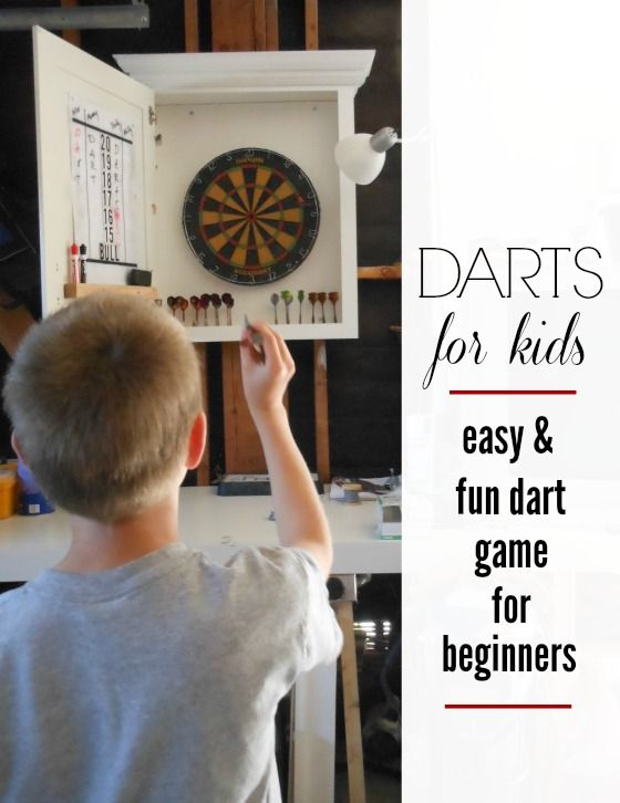 Teaching Kids How To Play Darts Fun And Easy Dart Game 20 Must