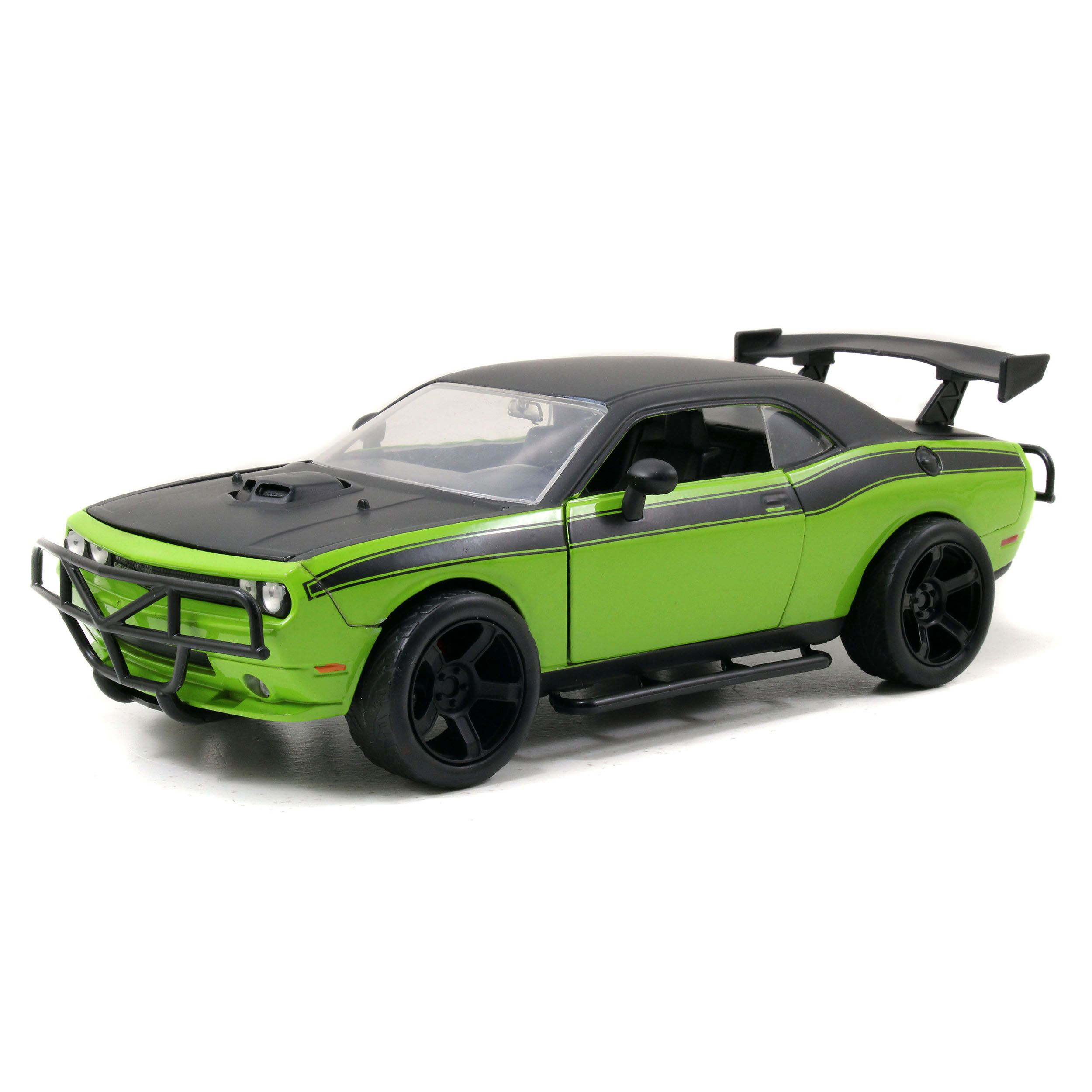 Jada toys fast and furious 1 24 scale die cast dodge challenger