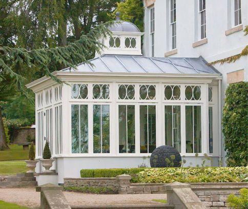 conservatories from vale garden houses d coration. Black Bedroom Furniture Sets. Home Design Ideas
