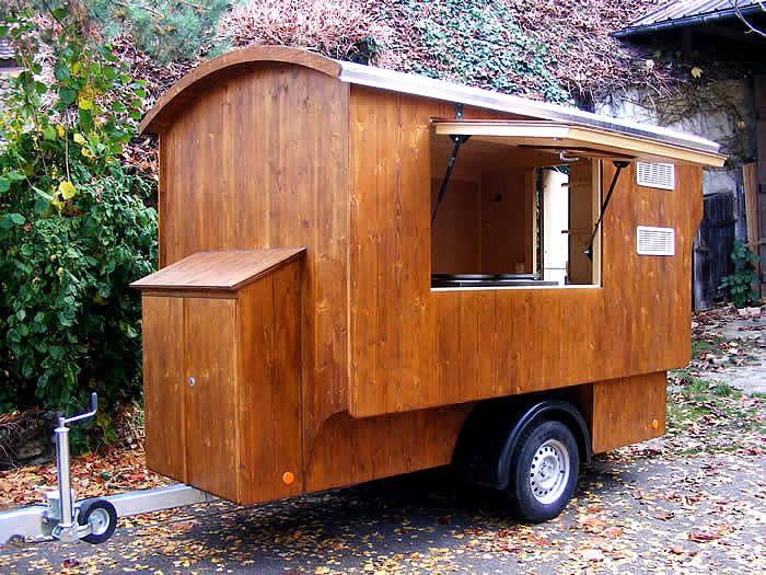 vendors wagon from shaferwagen in Germany