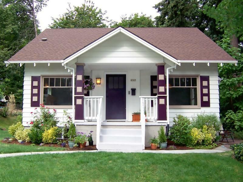 Small Tiny Bungalow House Model A67: Multnomah Village Home For Sale– Portland Oregon Trendy