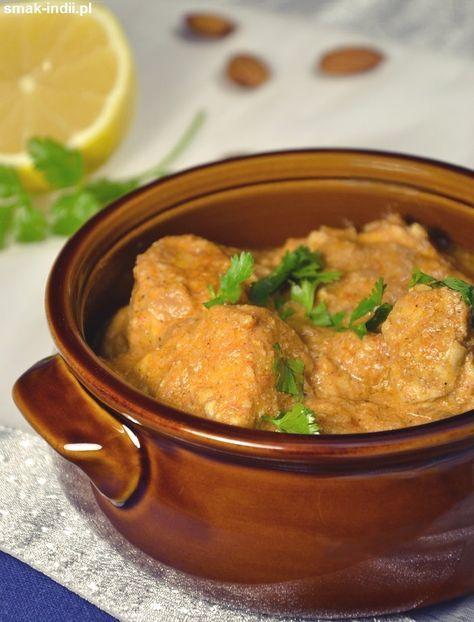 Kurczak W Masle Butter Chicken Kuchnia Indyjska Odkryjmy Nowe Smaki Recipe Butter Chicken Indian Food Recipes Chicken