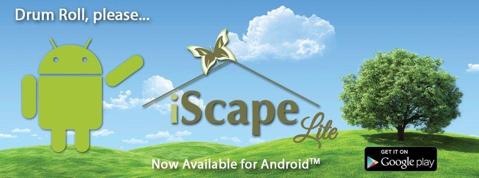 iScape Landscape Design App Landscape design app