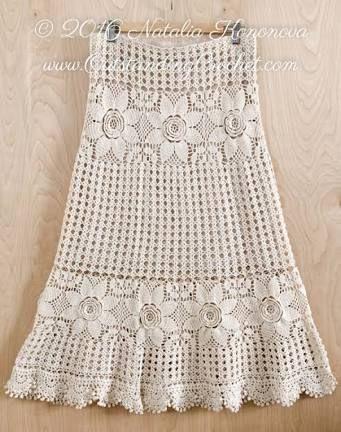 Resultado De Imagem Para Crochet Skirt Pattern Free Crocheting