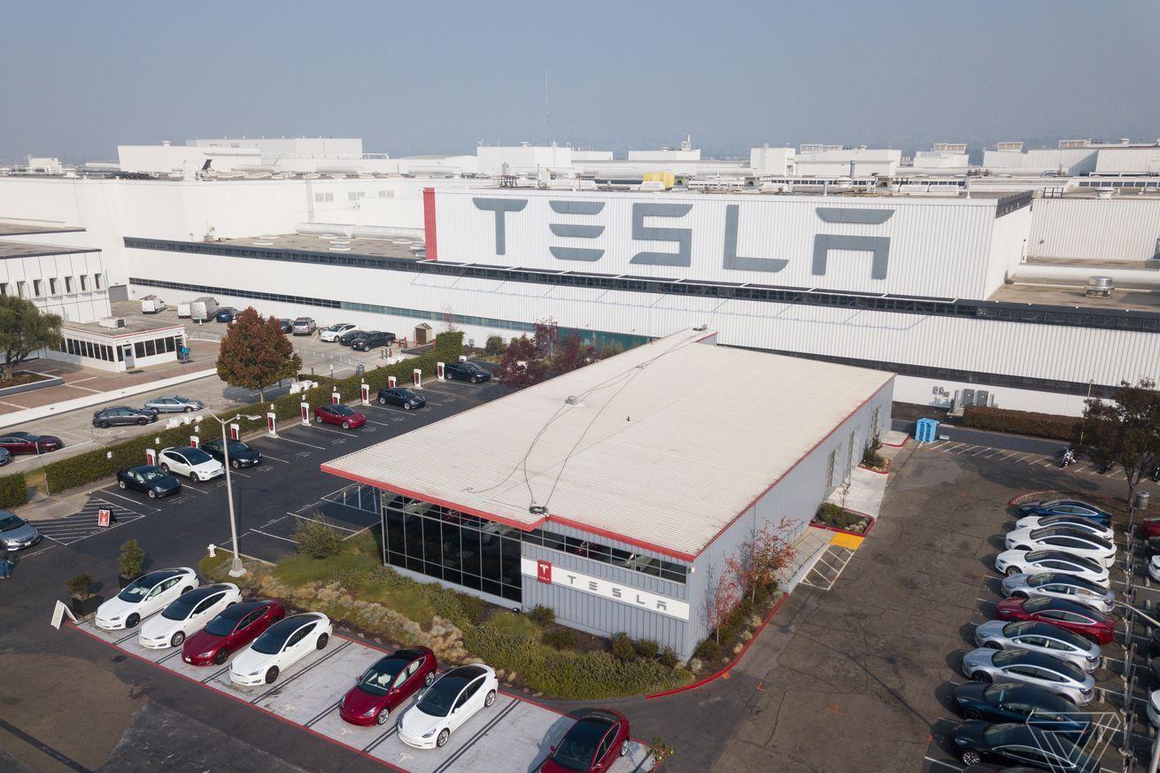 Tesla penalized for violating hazardous waste law at