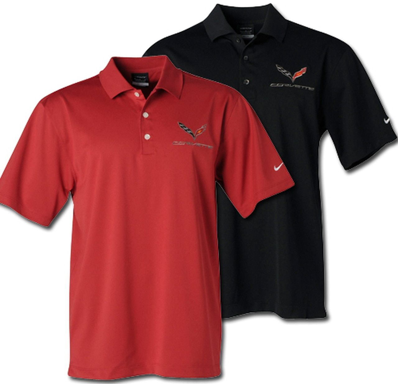 C7 Corvette Dri Fit Nike Polo Shirt In 2020 Nike Polo Shirts Men Shirt Style Performance Polos