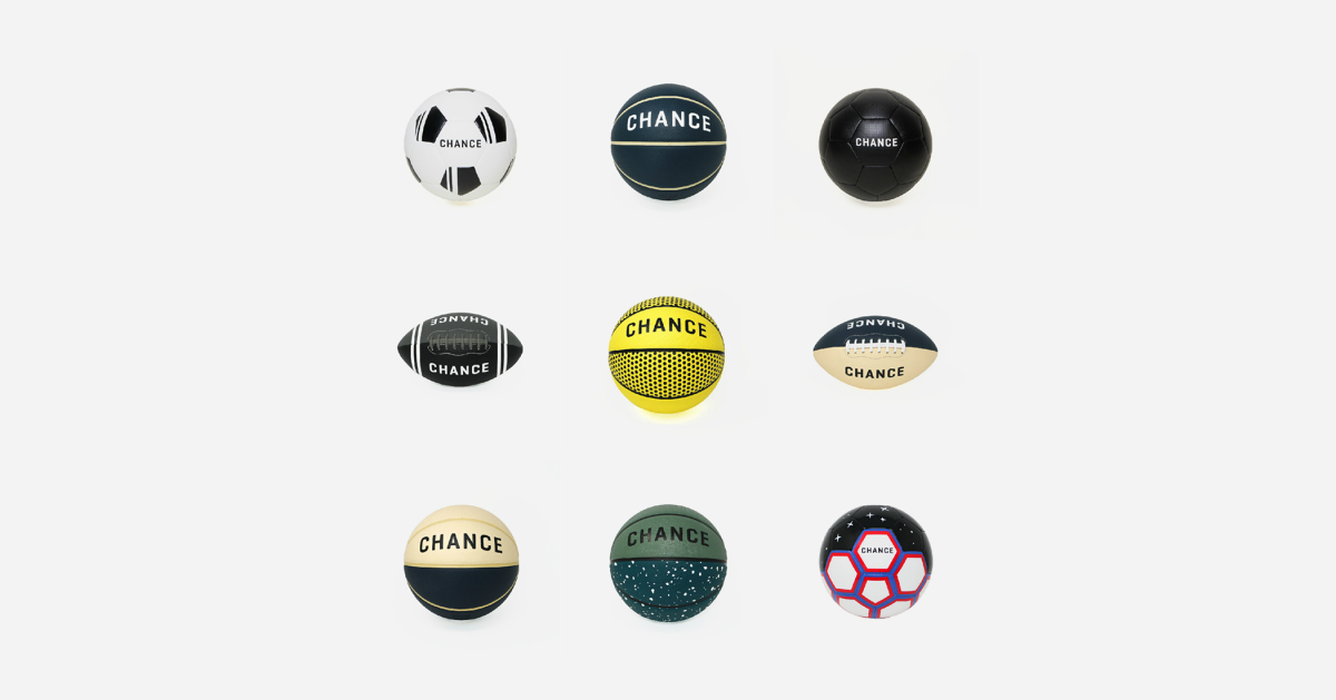 Chance Athletics' Stylish Sporting Goods are a Cut Above