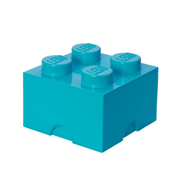 Lego s�ilytyslaatikko 4, azur