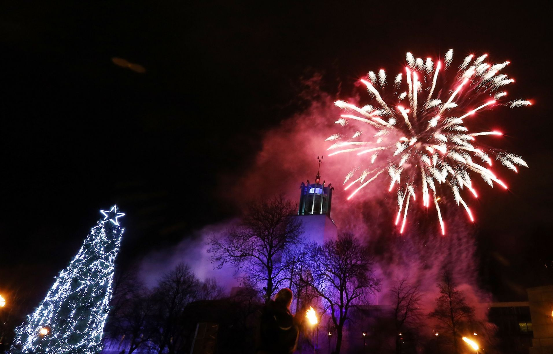 Happy New Year! 43 photos of Newcastle's stunning New Year