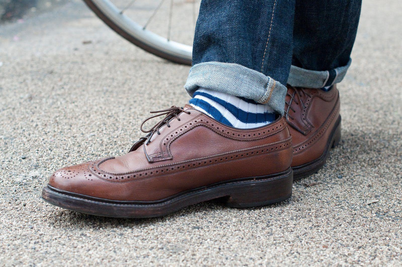 Miluju výrazné ponožky na chlapech / A Guide To Mens Socks | Mens Fashion Magazine
