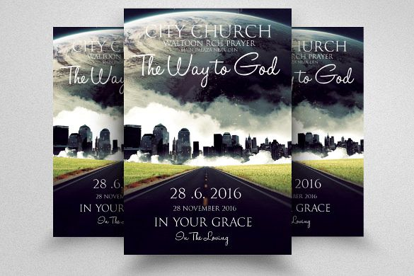 Church Flyers 26 Free Psd Ai Vector Eps Format Download Social