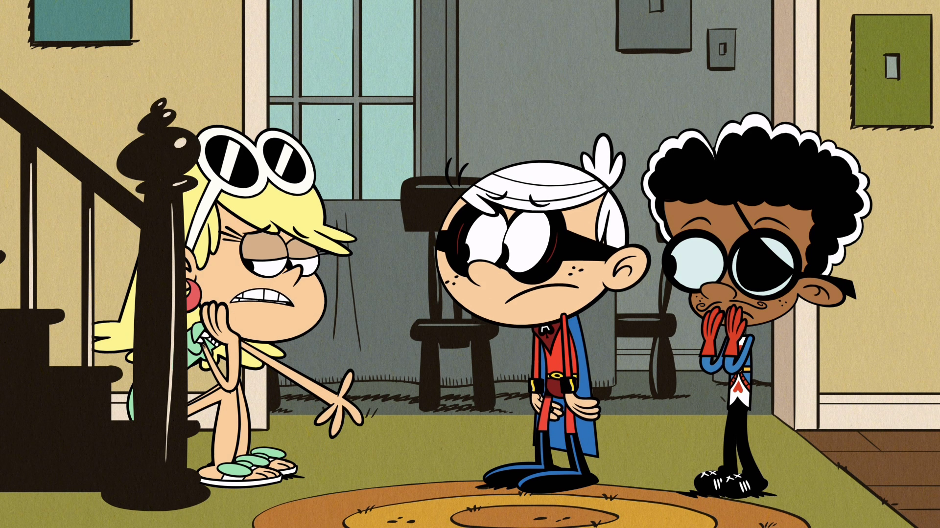 Pin On The Loud House