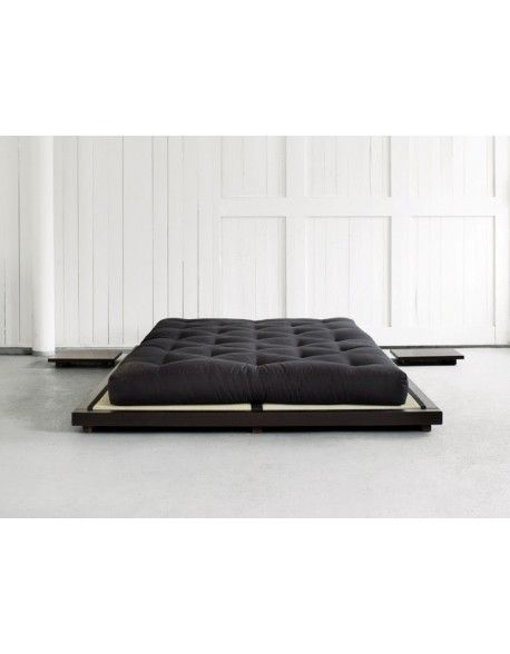 Japanese Inspired Low Bed