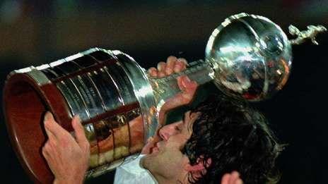 Hace 16 años, River vencía por 2-0 a América de Cali y obtenía su segunda Copa Libertadores