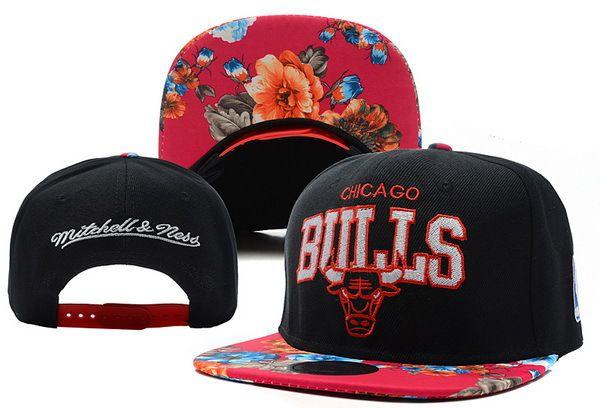 NBA Mitchell And Ness Hats Chicago Bulls Snapback Hats 770 8305! Only   8.90USD 17ada043e18e