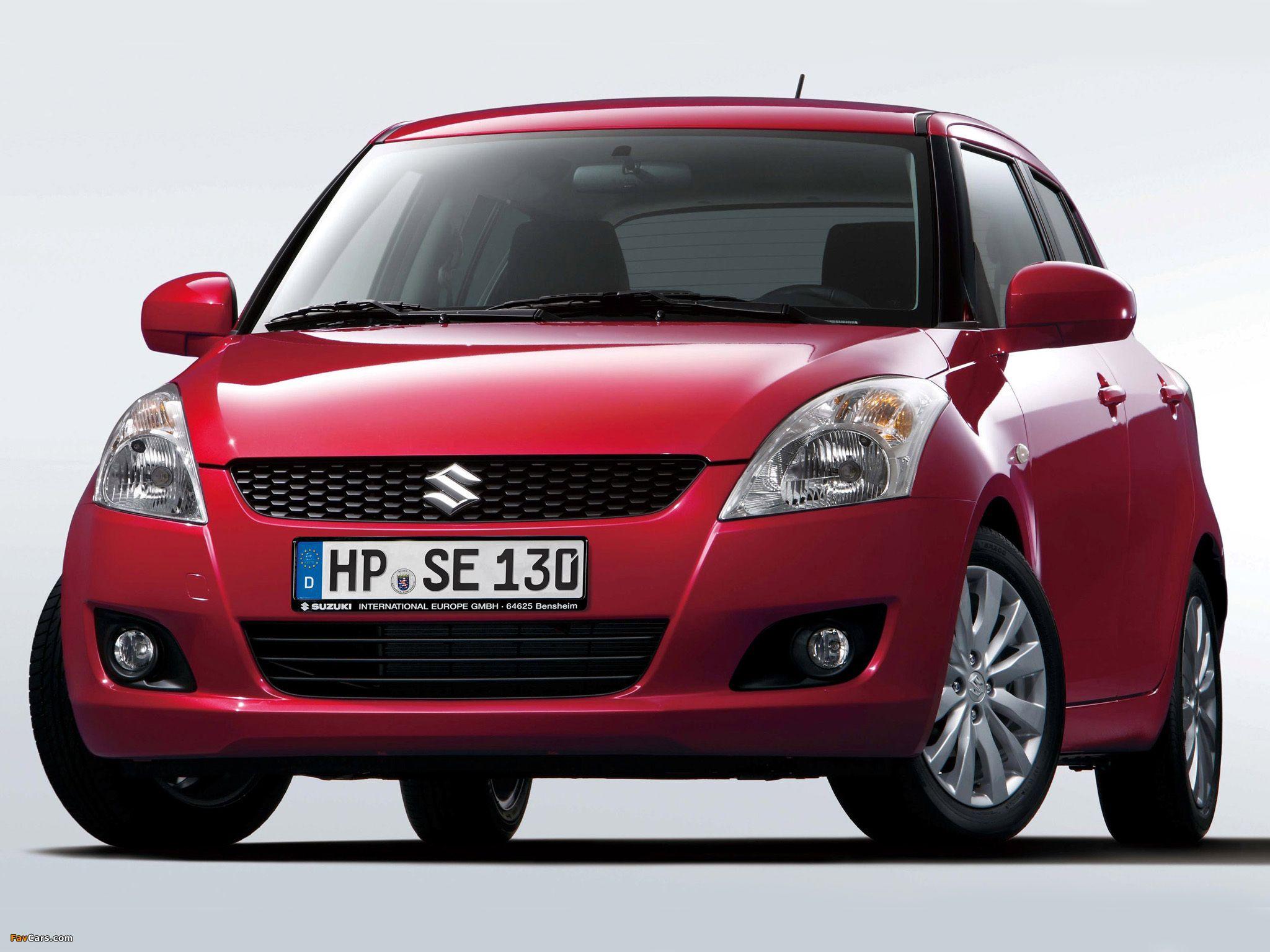 Suzuki Swift 5door 2010 pictures (With images) Suzuki