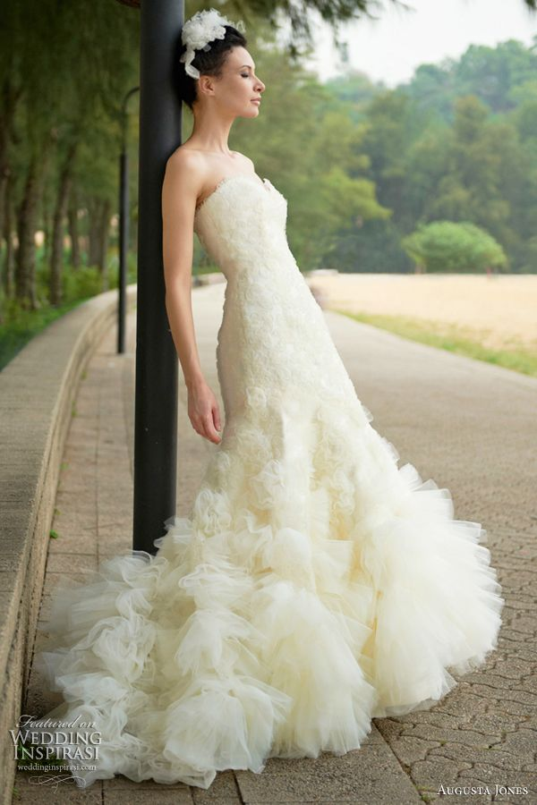 Augusta Jones Wedding Dresses 2012 | Bridal Gowns /Wedding Dresses ...
