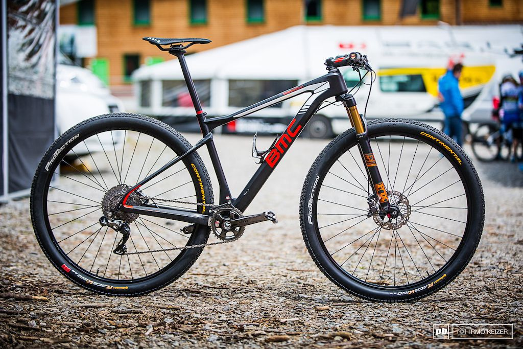 Bike Check Julien Absalon S Bmc Double Threat Nove Mesto World Cup Xc Mtb Bicycle Mountain Biking Shimano Bike