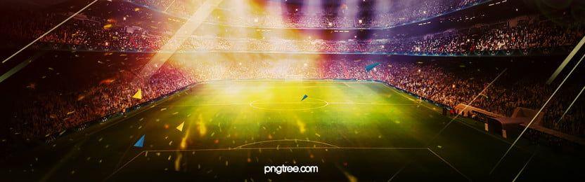 Fentezi Futbolnoe Pole Fon Fantasy Football Fundo Fotografico Cartaz De Futebol