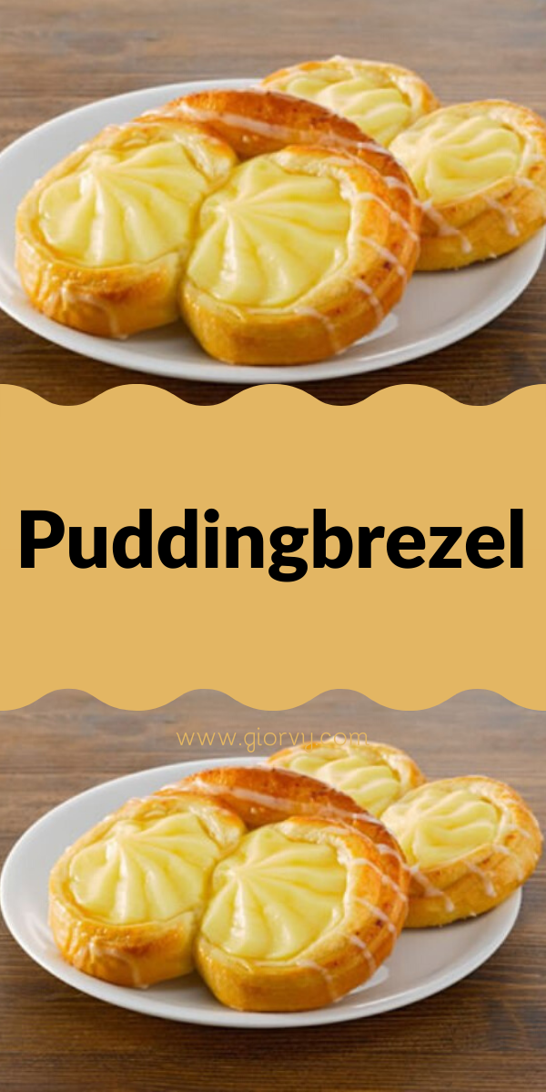 Photo of Puddingbrezel
