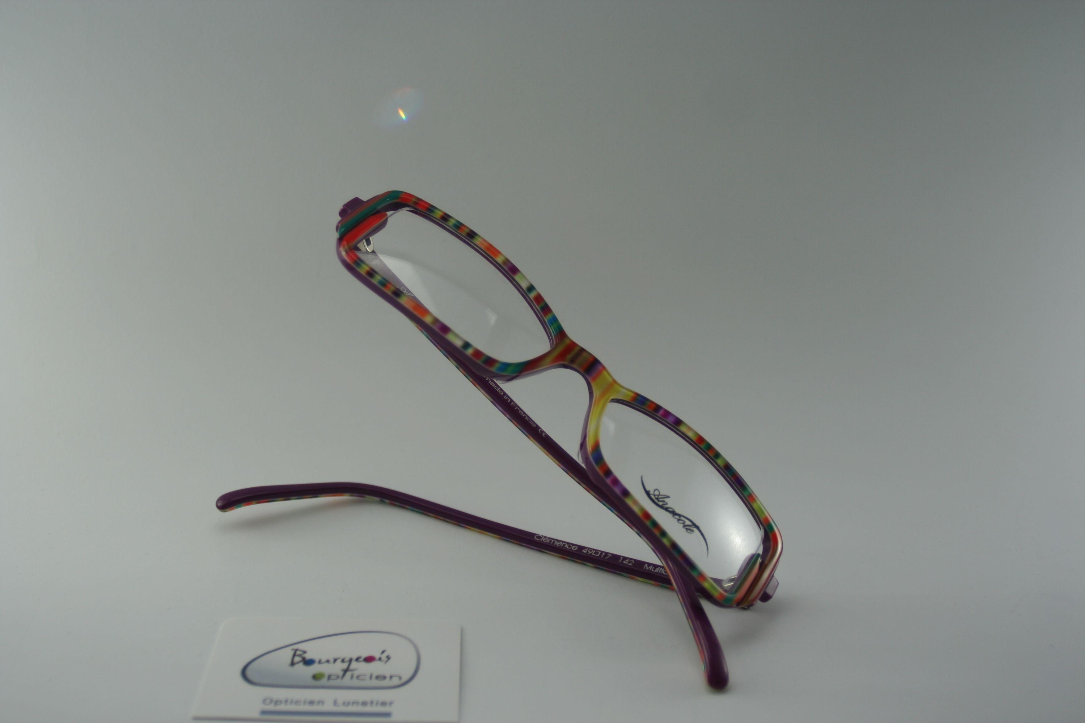 deb31bdbedf25a Anacolé CLEMENCE 49.17 MULTICOLOR   lunettes Anacolé   Lunettes ...