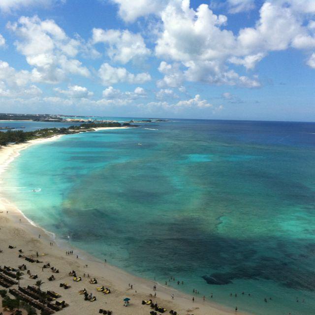 Atlantis. Nassau, Bahamas.