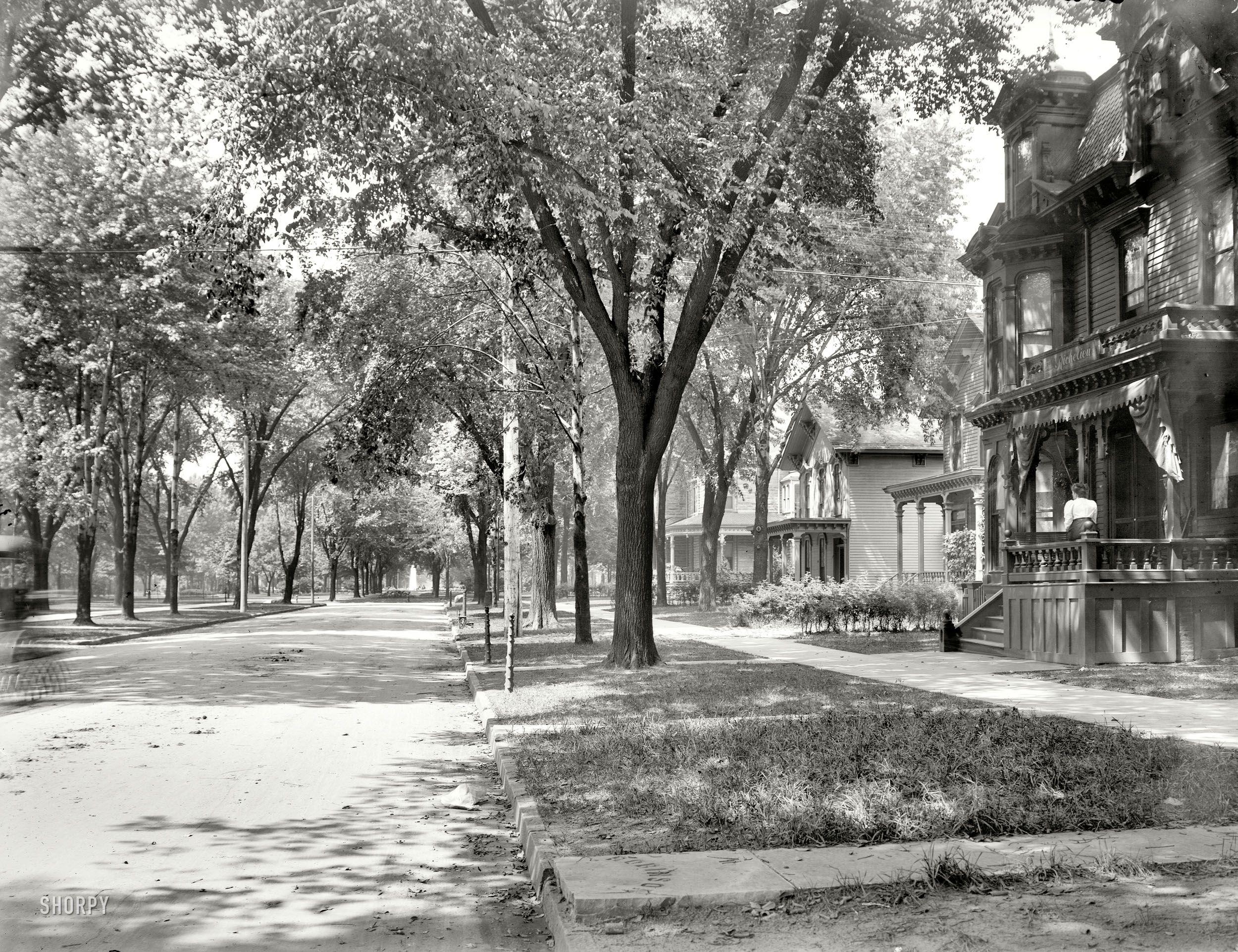 (c. 1900) Detroit, Michigan