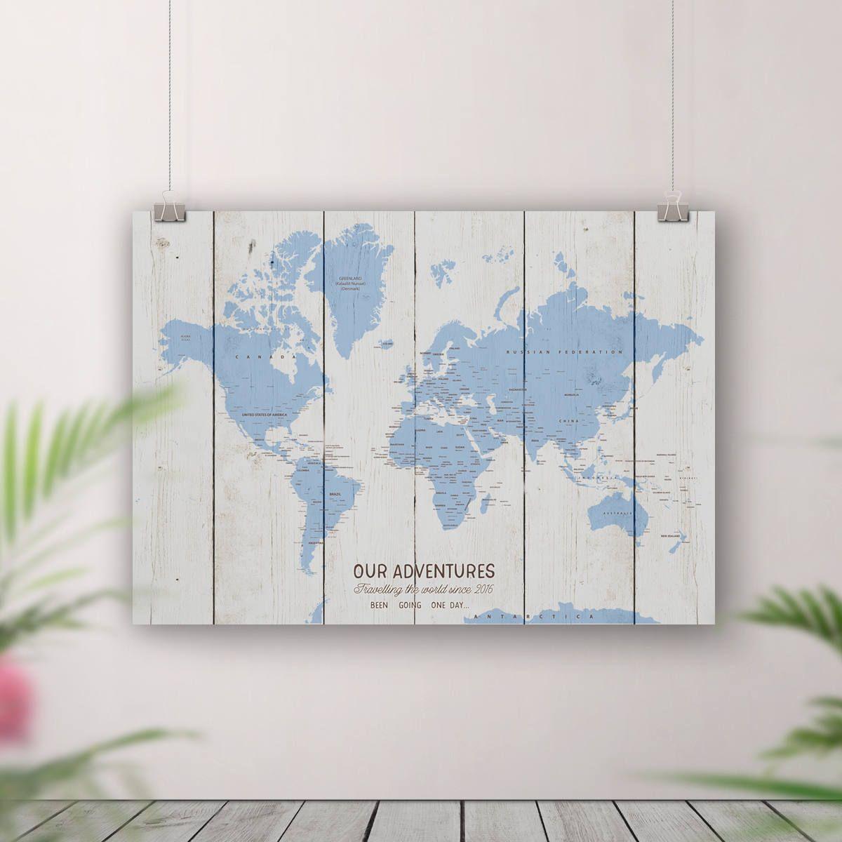 World map pin board wood style push pin travel map places push pin world map pin board wood style push pin travel map places gumiabroncs Image collections