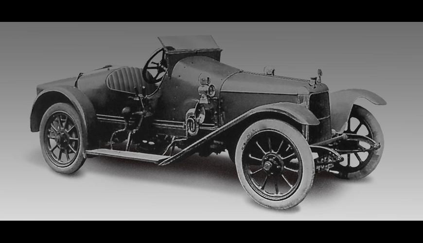 1914 The First Aston Martin Coal Scuttle Is Created A Quality