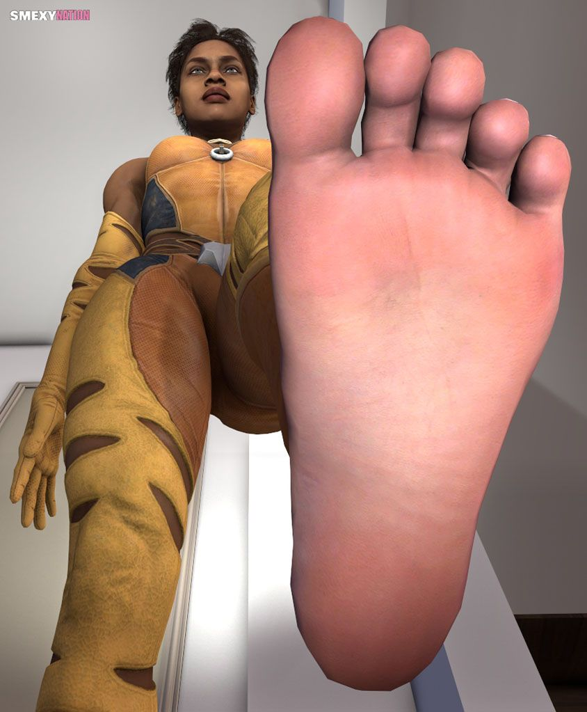Giantess Tiny Fetish Fun