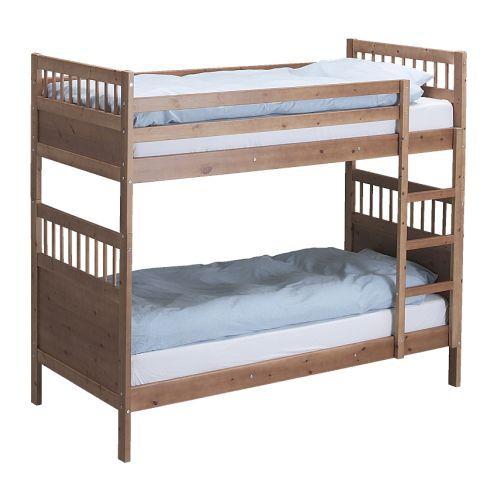Hemnes Frame Stapelbed In 2021 Ikea Beistelltisch Kleinkind Etagenbetten
