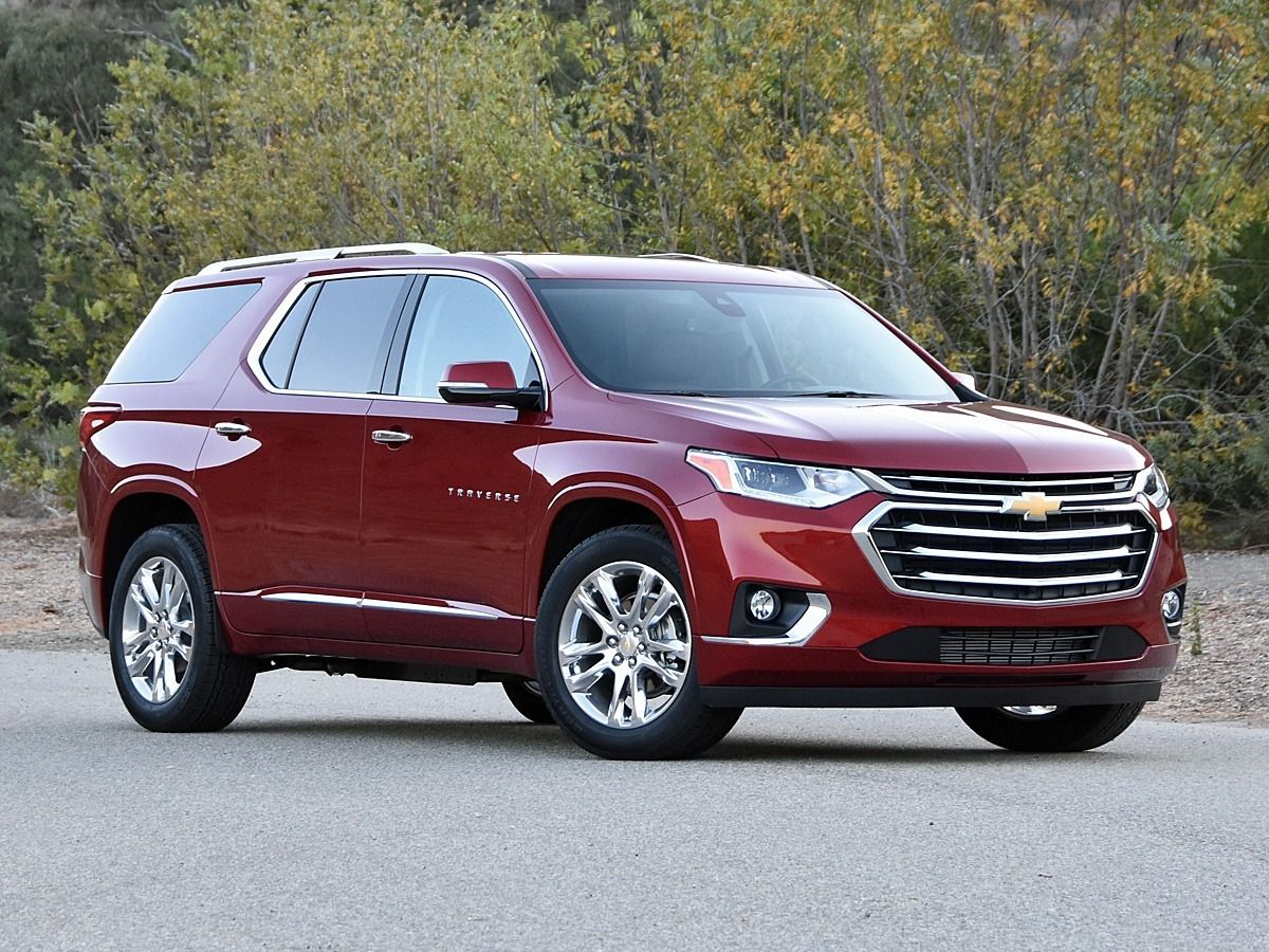 Best 2019 Chevrolet Traverse Mpg Review And Specs Carros