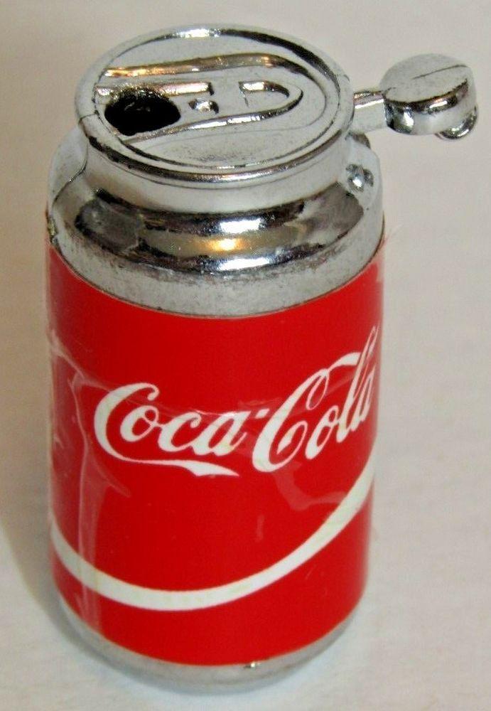Coca Cola Lighter Can Coke