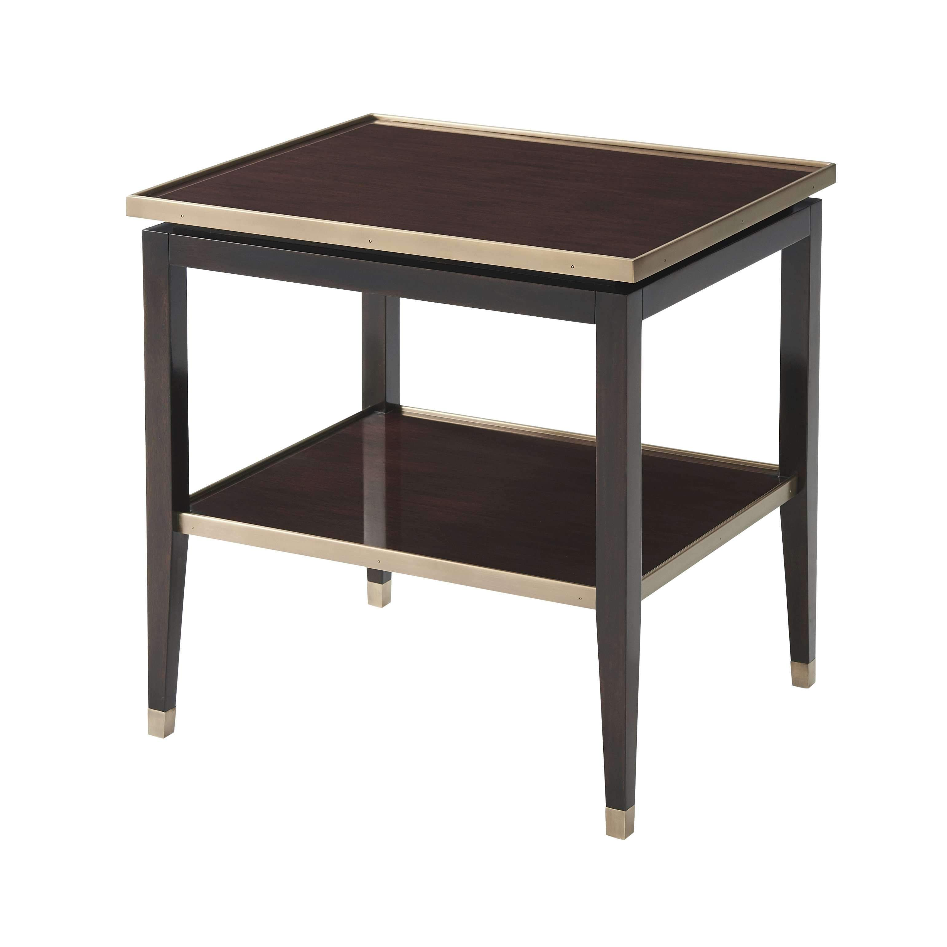 Lynx Accent Table In 2020 Modern Bedside Table Mid Century