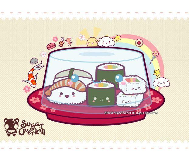 Kawaii Sushi\