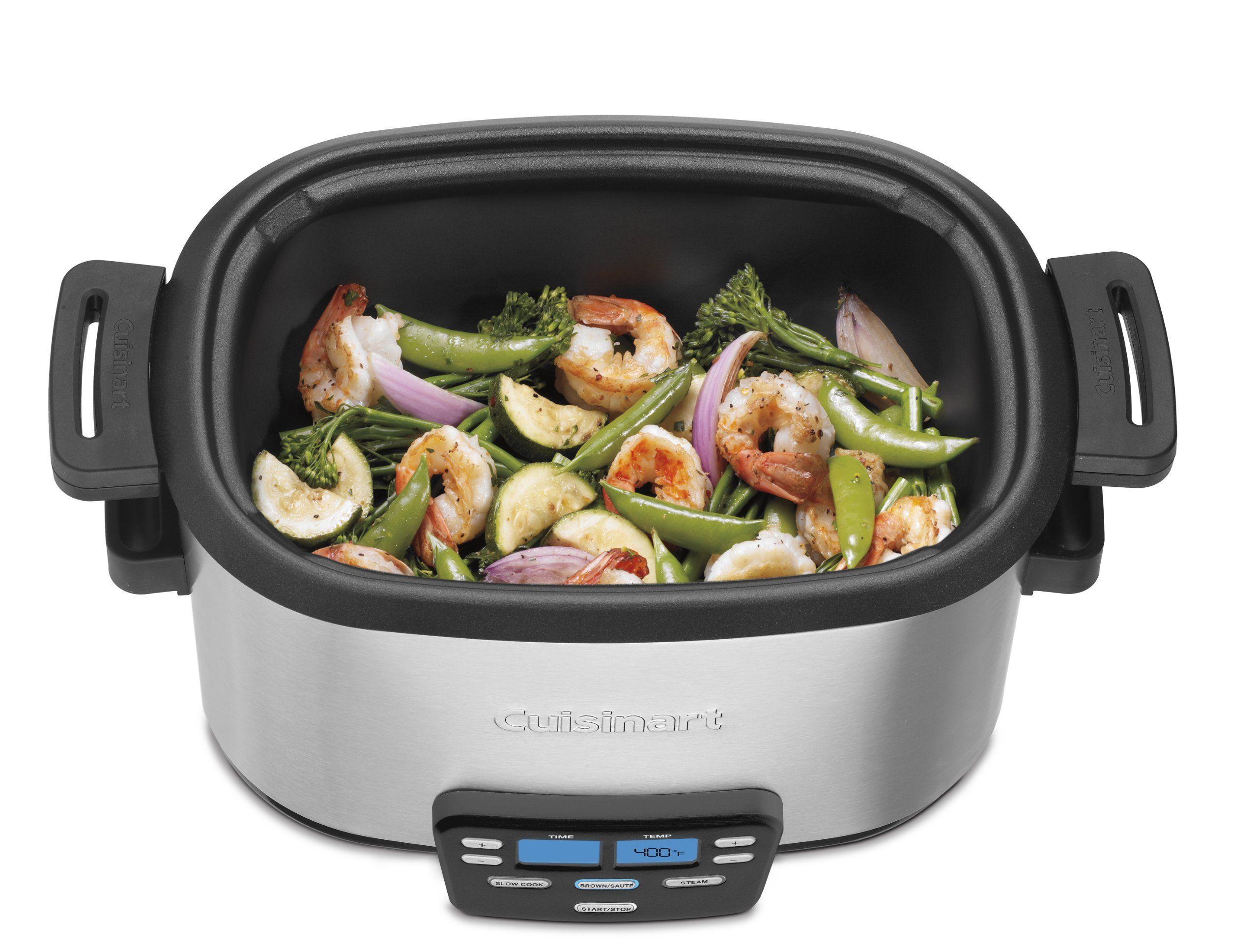 Cuisinart msc600 cooking slow cooker