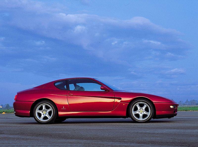 Ferrari 456 GT Ferrari 456, Ferrari, Dream cars
