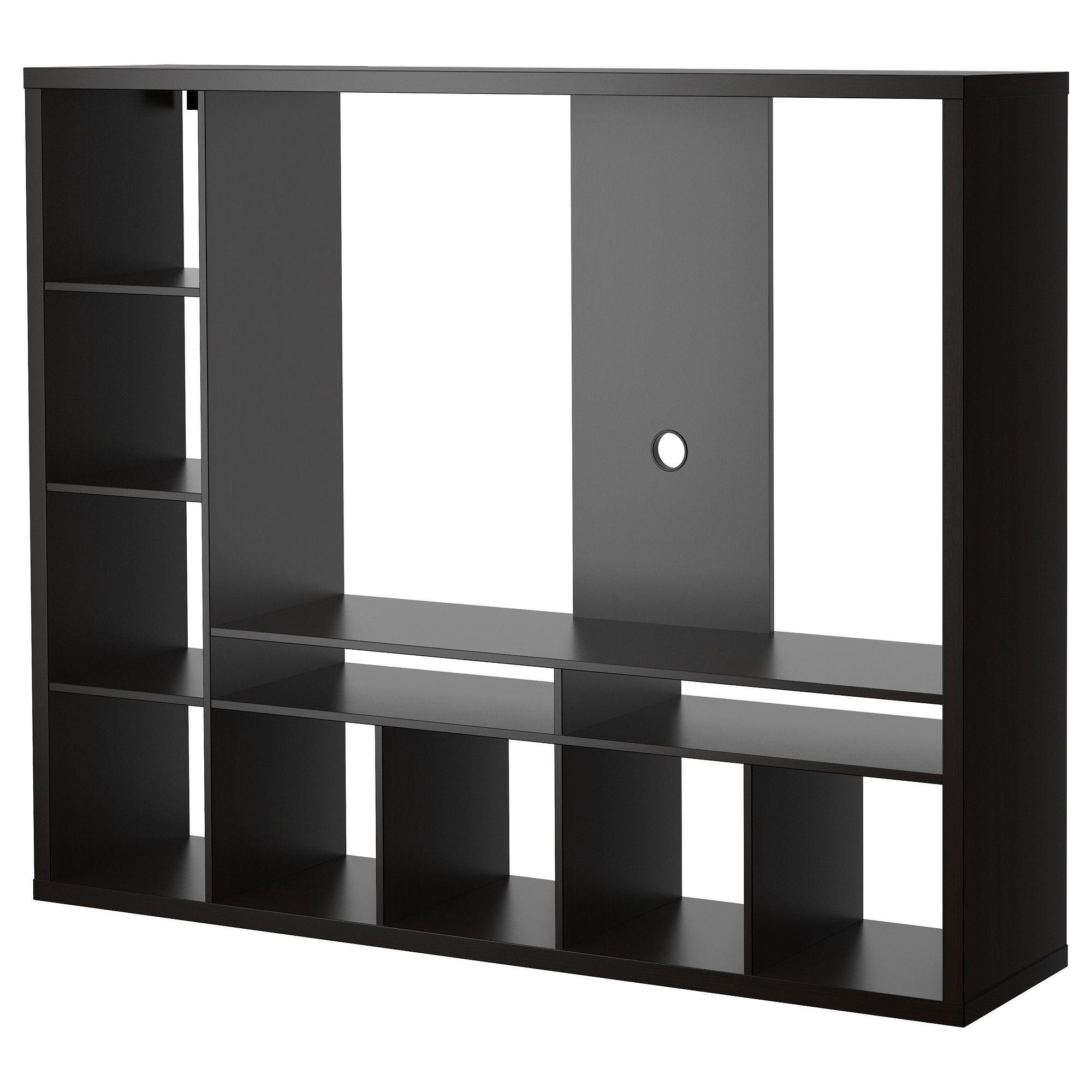 Ikea Tv Meubel Zwartbruin.Tv Meubel Lappland Zwartbruin Home Ikea Tv Meubels En Retro Huis