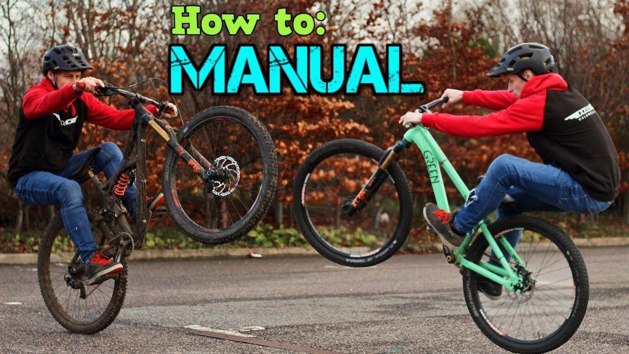 How To Manual Mtb Basics Youtube Mountain Bike Training Bike News Bike Ride Quotes